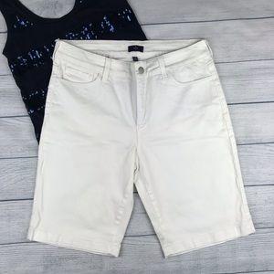 NYDJ Jean Shorts